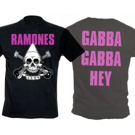 Ramones - Pinhead Skull (Taglia M)