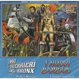 1990 I Guerrieri Del Bronx / I Nuovi Barbari