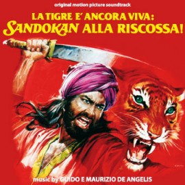Tigre E' Ancora Viva (La) - Sandokan Alla Riscossa