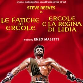 Fatiche Di Ercole (Le) / Ercole E La Regina Di Lidia (2 Cd)