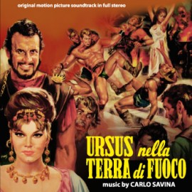 Ursus Nella Terra Del Fuoco OST