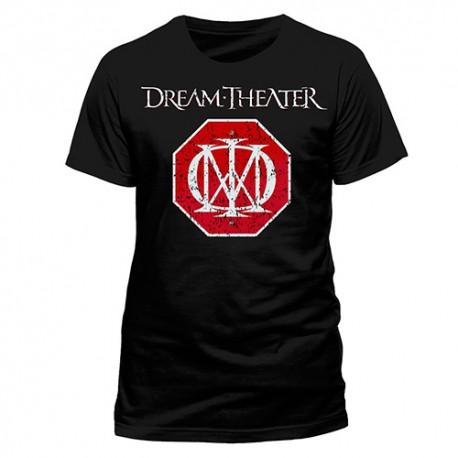 Dream Theater - Logo (Taglia M)