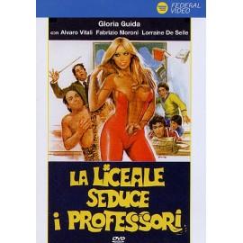 Liceale Seduce I Professori (La)