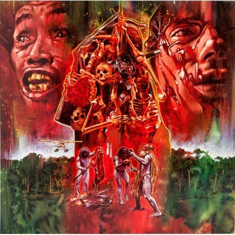 "Cannibal Holocaust - Vinile Rosso 12"""