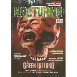 "Nocturno 154: Dossier ""Nell'Inferno Verde"""
