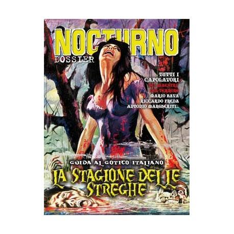 """Nocturno 80: Dossier """"La Stagione Delle Streghe"""" (Gotico Italiano)"""
