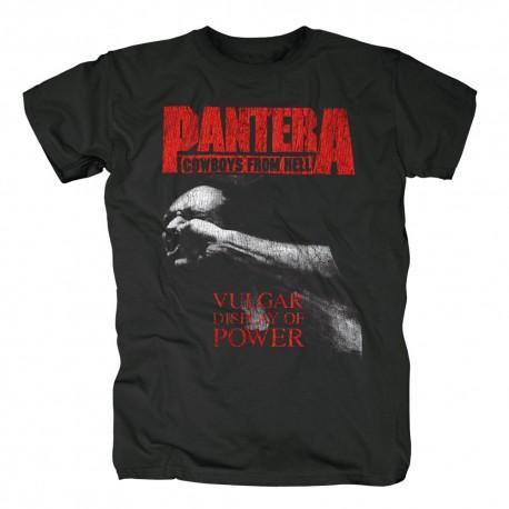 Pantera - Vulgar Display Of Power (Taglia M)