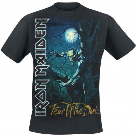 Iron Maiden - Fear Of The Dark (Taglia S)