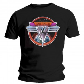 Van Halen - Circle Logo (Taglia M)