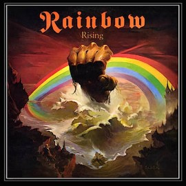 "Rainbow - Rising (Vinile Colorato 12"")"