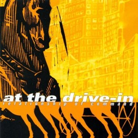 "At The Drive-In - Relationship Of Command (Doppio Vinile Arancione 12"")"