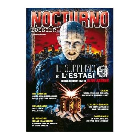 """Nocturno 127: Dossier """"Il Supplizio E L'Estati"""""""