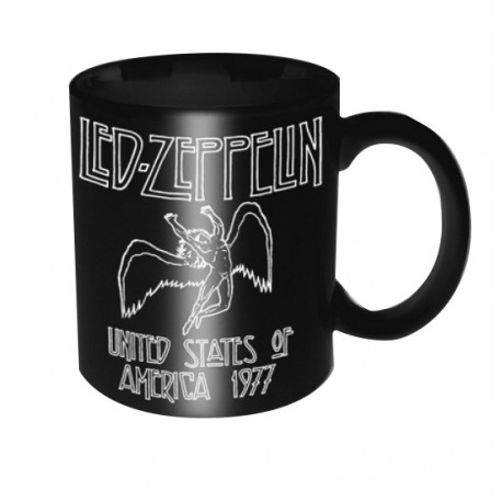 Led Zeppelin - United States Of America 1977 - Tazza