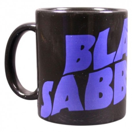 Black Sabbath - Wavy Logo - Tazza