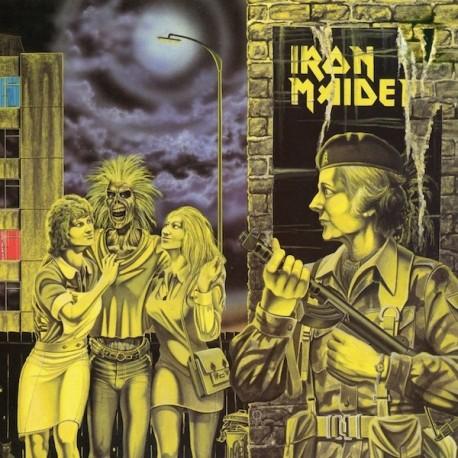 "Iron Maiden - Women In Uniform / Invasion (Vinile 7"")"