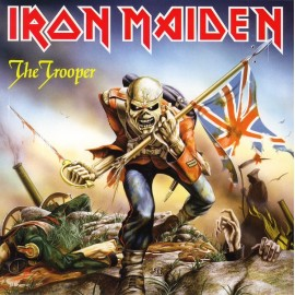 "Iron Maiden - The Trooper (Vinile 7"")"