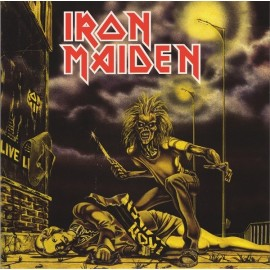 "Iron Maiden - Sanctuary (Vinile 7"")"