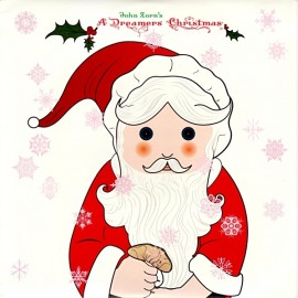 "John Zorn - A Dreamers Christmas (Vinile Bianco 7"" - 45 giri)"
