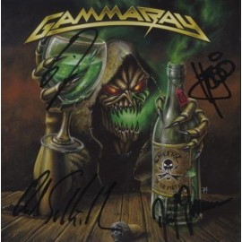 """Gamma Ray - To The Metal! (Cd + Vinile 7"""")"""