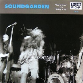 "Soundgarden - Hunted Dawn / Nothing To Say (Vinile Arancione 7"" - 45 giri)"