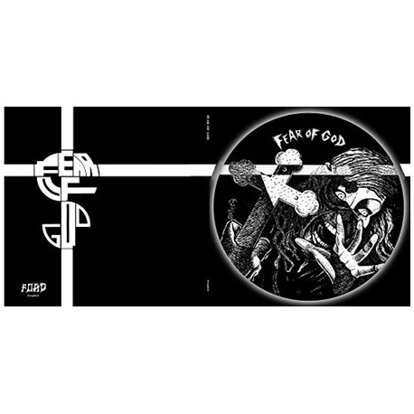 """Fear Of God - Fear Of God (Picture Disc 7"""")"""