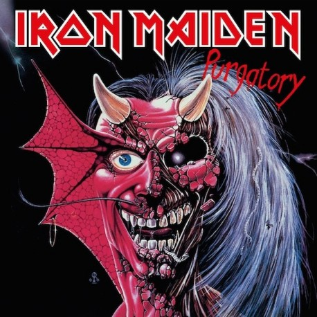 """Iron Maiden - Purgatory (Vinile 7"""" - 45 giri)"""