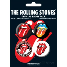 Rolling Stones (The) - Logo - Spille