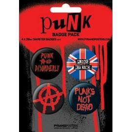 Punk - Spille