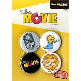 Simpsons (The) - Movie - Spille