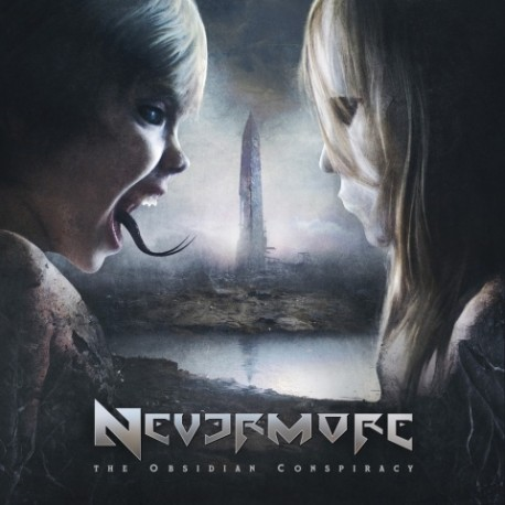 "Nevermore - The Obsidian Conspiracy (Vinile 12"" + Vinile 7"")"