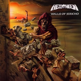 "Helloween - Walls Of Jericho (Doppio Vinile 12"")"